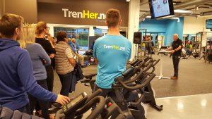 Medlemskap på treningssenter for ansatte